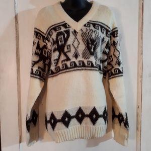 Vintage Tejidos Y Confecciones Sweater  Large???